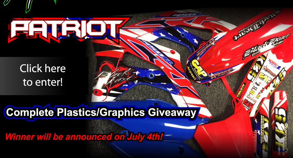 Black Heart MX Graphics, home of the best motocross graphics kits. Premium Graphics Kits, Quality Materials, Unique Designs, Fast Turnaround, Friendly Customer Service