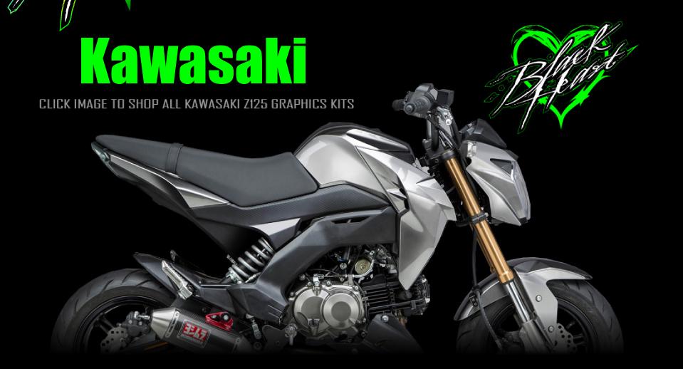 Black Heart MX - The World's Best Motocross Graphics Kits