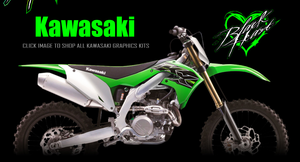 black heart mx the world s best motocross graphics kits
